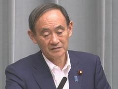 平成29年9月7日(木)午後-内閣官房長官記者会見