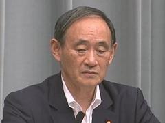 平成29年9月8日(金)午後-内閣官房長官記者会見