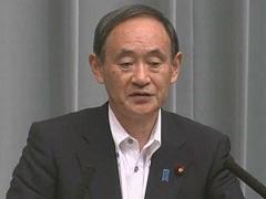 平成29年9月12日(火)午後-内閣官房長官記者会見