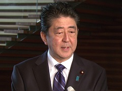 北朝鮮による核実験等に関する国連安保理決議の採択についての会見-平成29年9月12日