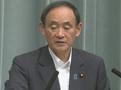 平成29年9月15日(金)午後-内閣官房長官記者会見