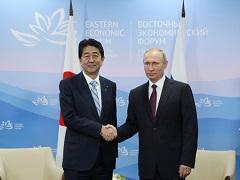 東方経済フォーラム出席等 -2日目- -平成29年9月7日
