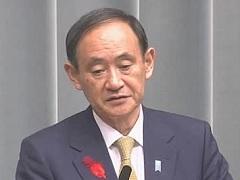 平成29年10月3日(火)午前-内閣官房長官記者会見