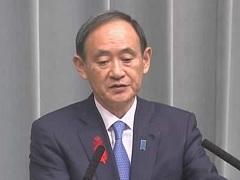 平成29年10月5日(木)午前-内閣官房長官記者会見