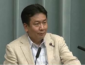 平成23年5月20日(金)午後(16:00~)-内閣官房長官記者会見
