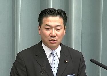 平成23年5月23日(月)午前(11:06~)-内閣官房長官記者会見