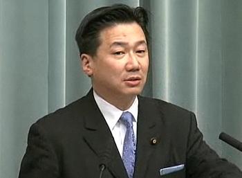 平成23年5月31日(火)午前(9:47~)-内閣官房長官記者会見