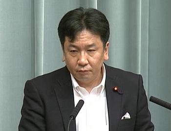 平成23年6月15日(水)午後(16:00~)-内閣官房長官記者会見