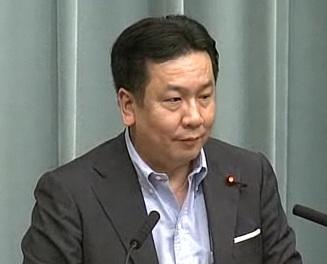 平成23年6月20日(月)午前(10:59~)-内閣官房長官記者会見