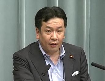 平成23年6月20日(月)午後(16:57~)-内閣官房長官記者会見