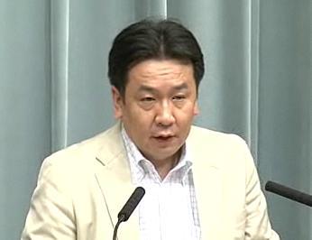 平成23年6月23日(木)午前-内閣官房長官記者会見