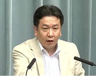 平成23年6月23日(木)午後-内閣官房長官記者会見