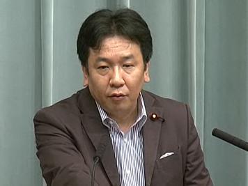 平成23年7月14日(木)午前-内閣官房長官記者会見