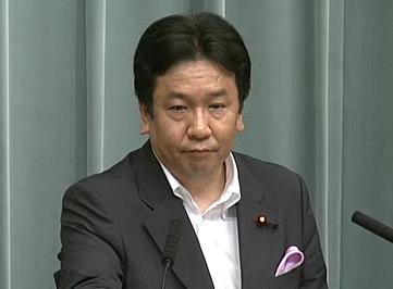 平成23年7月19日(火)午前-内閣官房長官記者会見