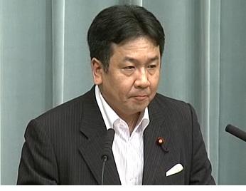 平成23年7月25日(月)午後-内閣官房長官記者会見