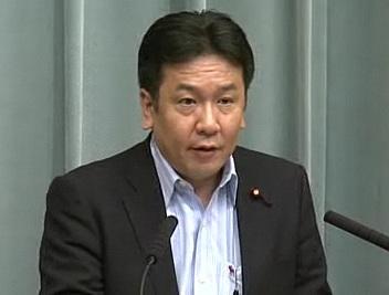 平成23年7月29日(金)午前-内閣官房長官記者会見