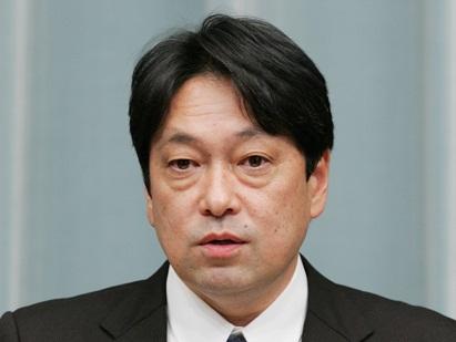 第2次安倍内閣閣僚記者会見「小野寺五典大臣」
