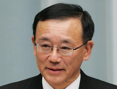 第2次安倍内閣閣僚記者会見「谷垣禎一大臣」