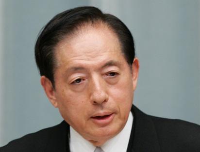第2次安倍内閣閣僚記者会見「太田昭宏大臣」