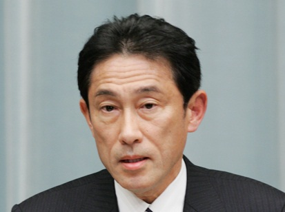 第2次安倍内閣閣僚記者会見「岸田文雄大臣」