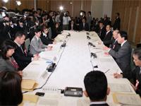 国家戦略会議 フロンティア分科会(第1回)―平成24年2月1日(ハイライト)