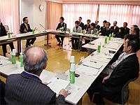 「地域包括ケアシステム」に取組む地域を訪問(千葉県柏市)―平成24年2月11日(ハイライト)