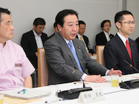 国家戦略会議(平成24年第4回)―新成長戦略フォローアップ― 平成24年5月10日(ハイライト)