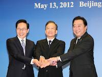 日中韓サミット-日中韓FTAの年内交渉開始で一致-平成24年5月13日(ハイライト)