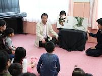 「子育て支援拠点」訪問-若い世代を社会全体でサポート-平成24年11月11日(ハイライト)