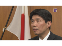 Message from Mr. Ichita Yamamoto,Minister in Charge of Territorial Integrity