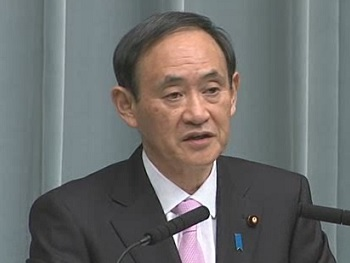 Conference by the Chief Cabinet Secretary(February 10, 2014(AM))