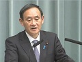 Conference by the Chief Cabinet Secretary(April 11, 2014(PM))