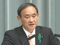 Conference by the Chief Cabinet Secretary(April 18, 2014(AM))