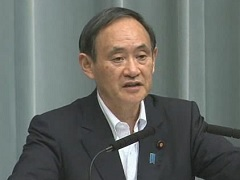 Conference by the Chief Cabinet Secretary(July 10, 2014(AM))