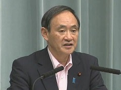 Conference by the Chief Cabinet Secretary(July 15, 2014(AM))
