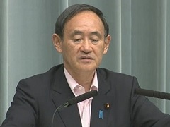 Conference by the Chief Cabinet Secretary(July 17, 2014(PM))
