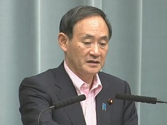 Conference by the Chief Cabinet Secretary(July 29, 2014(AM))