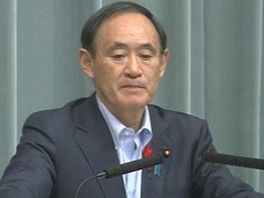 Conference by the Chief Cabinet Secretary(October 10, 2014(PM))