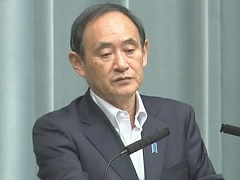 Conference by the Chief Cabinet Secretary(October 17, 2014(AM))