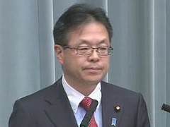 Conference by the Chief Cabinet Secretary(December 3, 2014(AM))