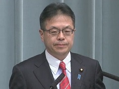 Conference by the Chief Cabinet Secretary(December 11, 2014(AM))
