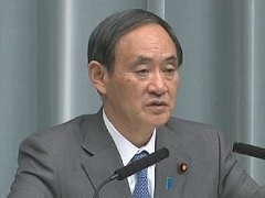 Conference by the Chief Cabinet Secretary(February 25, 2015(AM))