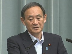 Conference by the Chief Cabinet Secretary(May 21, 2015(PM))