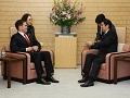 ルビオ米上院外交委東アジア太平洋小委筆頭委員による表敬‐平成26年1月21日