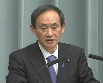 平成26年1月23日(木)午前-内閣官房長官記者会見