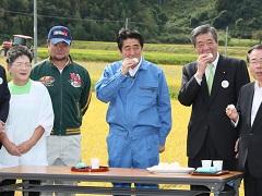 福島県下訪問-平成26年9月17日