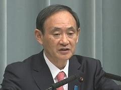 平成26年10月28日(火)午前-内閣官房長官記者会見