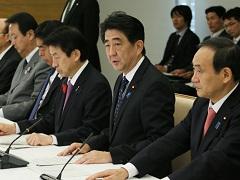 エボラ出血熱対策関係閣僚会議-平成26年10月28日