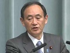 平成27年1月29日(木)午前-内閣官房長官記者会見