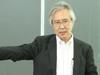 放射線についての理解促進のための勉強会(第2回、中川先生講演)